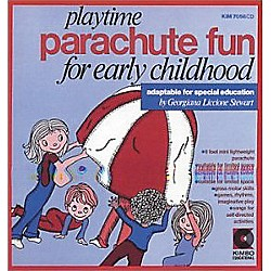 Kimbo Playtime Parachute Fun (KIM7056CD)
