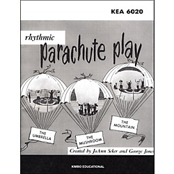 Kimbo Rhythmic Parachute Play (KEA6020CD)
