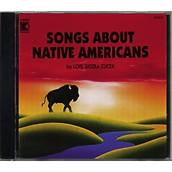 Kimbo Songs About Native Americans (KIM9132CD)