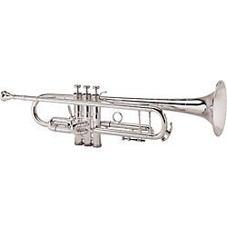 King 2055 Silver Flair Series Bb Trumpet (2055T)