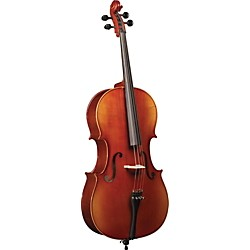 Knilling Bucharest Solid Cello Outfit w/ Perfection Pegs (P157F1AA)