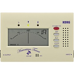 Korg Hawaiian Chromatic Tuner (HA40)