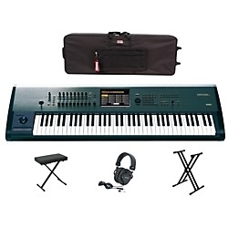 Korg Kronos X 73-Key Workstation Package 1 (KORGKRONOSX73WP1)