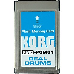 Korg PA-80 Groove Drums 8MB PCM Expansion Board (FMCPCM01)