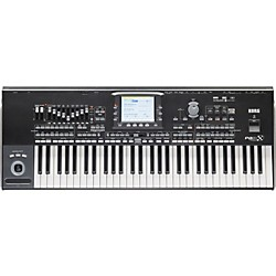 Korg PA3X61 61 Key Workstation with Touch Display (PA3X61)