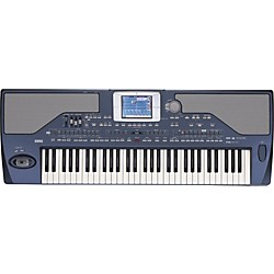 Korg Pa800 61-Key Professional Arranger Keyboard (PA800 REFURB)