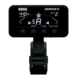 Korg Pitchhawk Clip-On Tuner (AW3GBK)