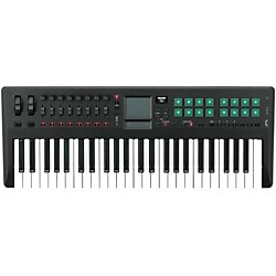 Korg Triton Taktile 49 key Keyboard/Synth Controller w/ Triton Engine (TRTK49)