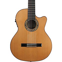 Kremona Fiesta F65CW Left-handed Classical Acoustic-Electric Guitar (FIESTA F65CW-LH)