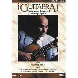 Kultur La Guitarra: Classical Music Performance DVD (D0067)