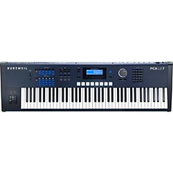 Kurzweil PC3LE7 76 Key Performance Controller & Workstation Keyboard (PC3LE7)