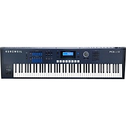 Kurzweil PC3LE8 88-Key Hammer-Action Performance Controller & Workstation Keyboard (Light Edition) (PC3LE8)