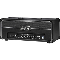 Kustom KG100HFX 100W Guitar Amp Head with Digital Effects (KG100HFX)