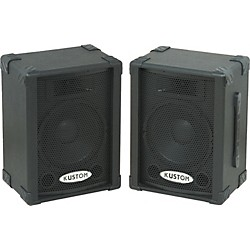 Kustom KPC10P Powered Speaker Pair (KPC10PPair)