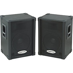 Kustom KPC12P Powered Speaker Pair (KPC12PPair)