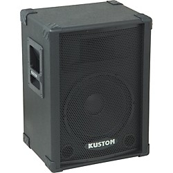 "Kustom PA KPC12 12"" PA Speaker Cabinet with Horn (KPC12)"