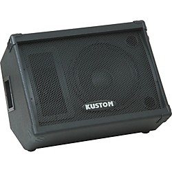 "Kustom PA KPC12M 12"" Monitor Speaker Cabinet with Horn (KPC12M)"