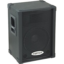 "Kustom PA KPC12P 12"" Powered PA Speaker (KPC12P)"