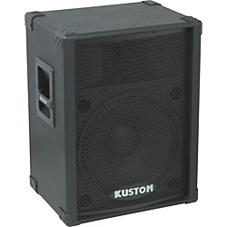 "Kustom PA KPC15 15"" PA Speaker Cabinet with Horn (KPC15)"