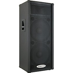 "Kustom PA KPC215P Dual 15"" Powered PA Speaker (KPC215P)"