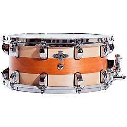 LIBERTY DRUMS Inlay Series Snare Drum (LD-BIR-1465-IN03)