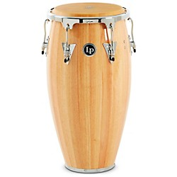 LP Aspire Wood Conga Chrome Hardware (LPA612-AWC)