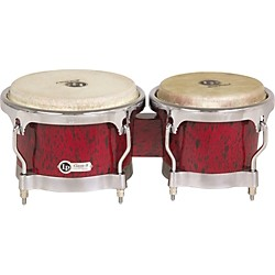 LP Classic II Bongos with Chrome Hardware (LP1300-RLC)