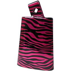 LP Collectabells Cowbell - Zebra Purple (LP204C-ZP)