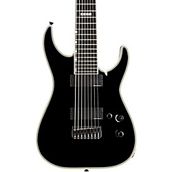 LTD E-II HRF NT-8B 8 String Electric Guitar (EIIHRFNT8BBLK)