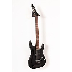 LTD LTD SC-607B 7-String Baritone Electric Guitar (USED005009 LSC607BBLK)