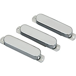 Lace Sensor Chrome Dome Guitar Pickups 3 Pack 6.0 - 6.0 - 13.2K (08052-06)