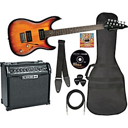 Laguna Ultimate Rock Electric Guitar Value Pack (423376 - KIT)