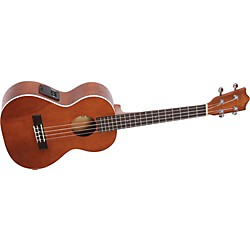 Lanikai LU-21TE Tenor Acoustic Electric Ukulele (USED004000 LU-21TE)