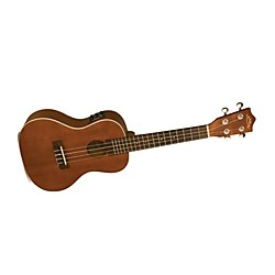 Lanikai LU Series LU-21CEK Concert Acoustic-Electric Ukulele with Fishman Kula Electronics (LU-21CEK)