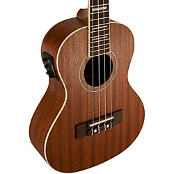 Lanikai Tenor All-Mahogany Acoustic-Electric Ukulele with USB (LMU-T)