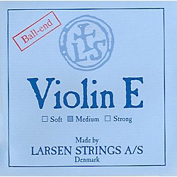 Larsen Strings Violin Strings (6LVSB)