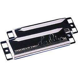 Lee Oskar Stainless Steel Harmonica Cover Plates 10CP (10CP)