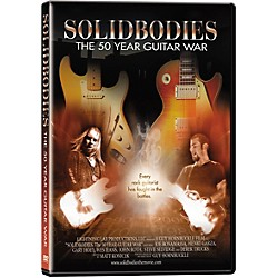 Lightning Lab Productions Solidbodies: The 50 Year Guitar War (DVD) (LL11097)