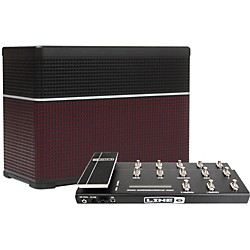 Line 6 AMPLIFi 75 75W Modeling Solid State Guitar Amp with FBV Shortboard Footswitch (Amplifi75FBVSB)