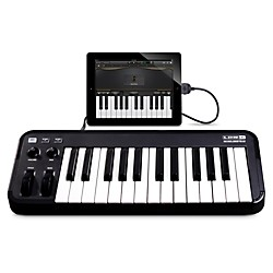 Line 6 Mobile Keys 25 Premium Keyboard Controller for Mobile Devices (99-072-0505)