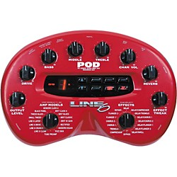 Line 6 POD 2.0 Guitar Multi Effects Processor (88-062-0405 B Stock)