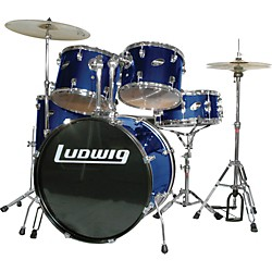 Ludwig Accent Combo 5-piece Drum Set (LR1125)
