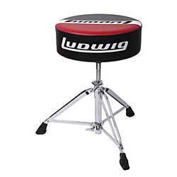 Ludwig Atlas Pro Round Throne (LAP51TH)
