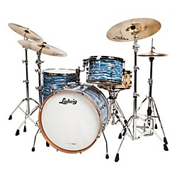 Ludwig Cavern Club Fab 4 3-Piece Shell Pack (LR32CFXBOGC-KIT)