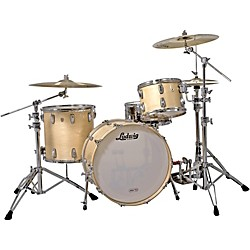 "Ludwig Classic Maple 3-Piece Shell Pack with 22"" Bass Drum (L8323AX0NWC Kit)"