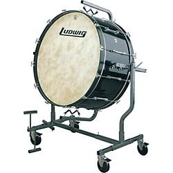Ludwig Concert Bass Drum Mounted for LE788 Stand (LECB62X8GWF-OLD)