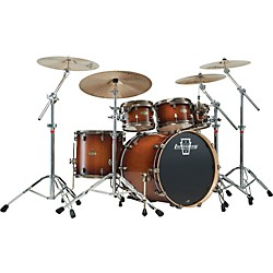 Ludwig Epic Euro 6-Piece Shell Pack (LCEP22EXBBMF)