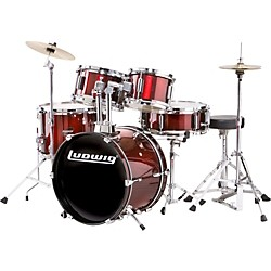 Ludwig Junior Outfit Drum Set (LJR1064)