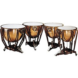 Ludwig Polished Copper Timpani (LKS420PG)