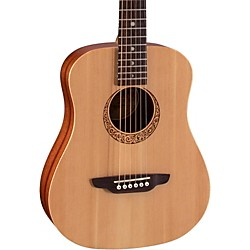 Luna Guitars Safari Supreme Acoustic Guitar (SAF SUPREME)